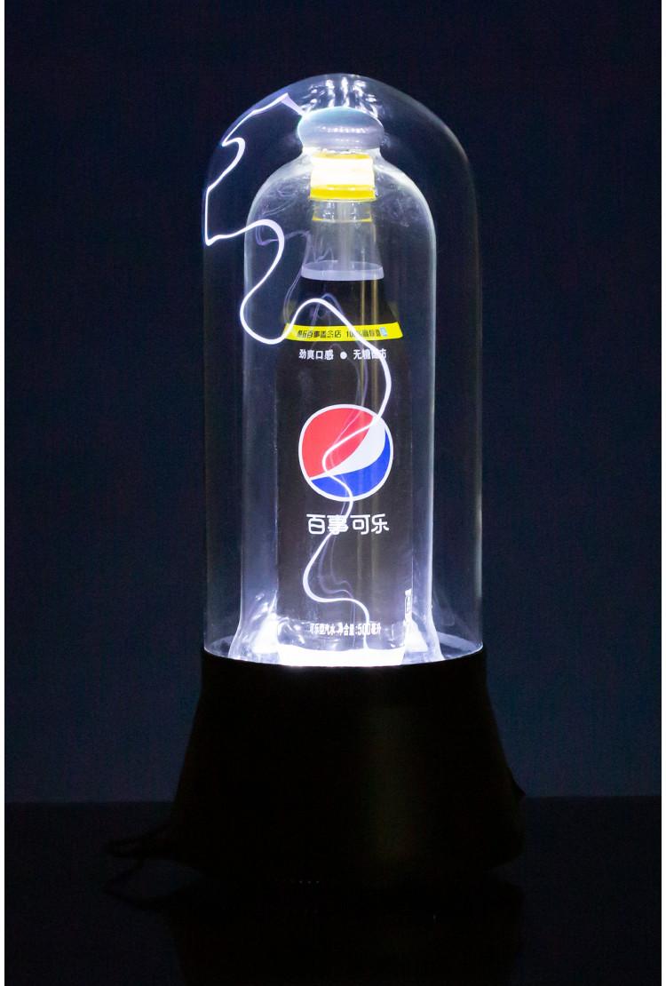 Плазменный шар Купол P-cola