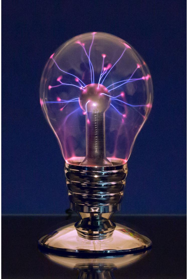 Плазменный шар 15см (Тесла) Lamp