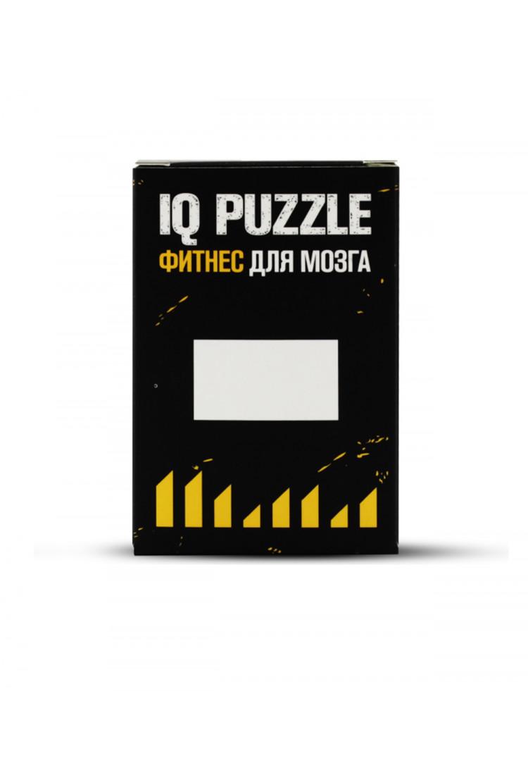 IQ PUZZLE Прямоугольник (8 деталей)