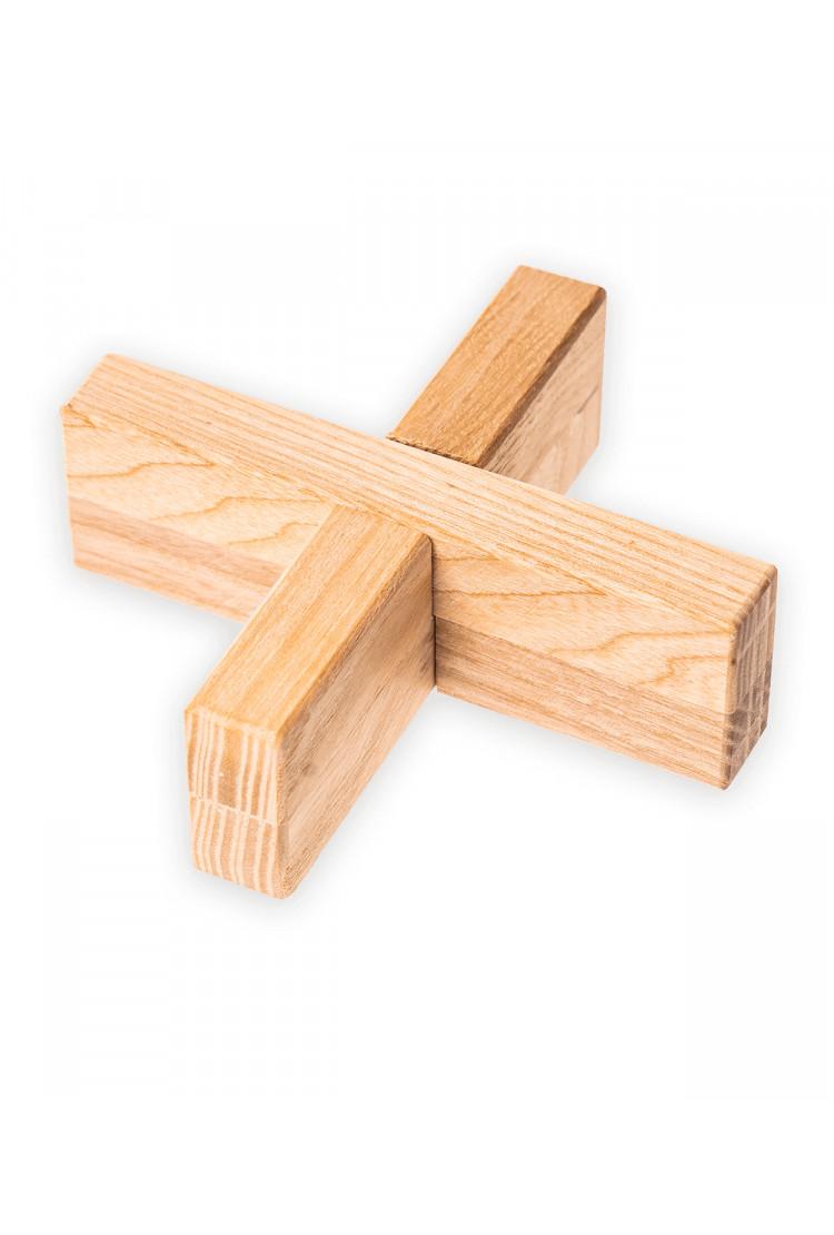 IQ PUZZLE Wooden Крест