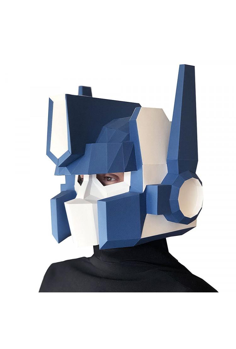 Paperraz Маска «Оптимус Прайм»