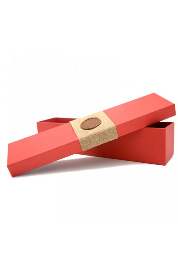 Подарочная коробка для калейдоскопа. Красная.