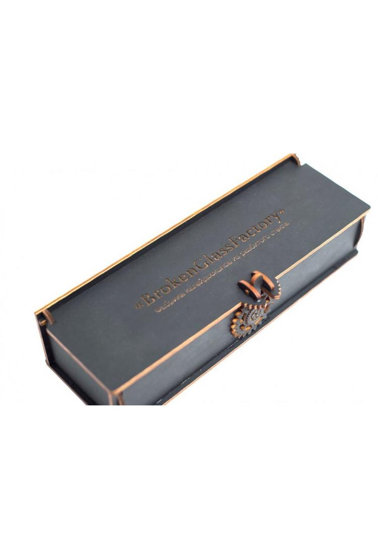 Коробка с ложементом для калейдоскопа
