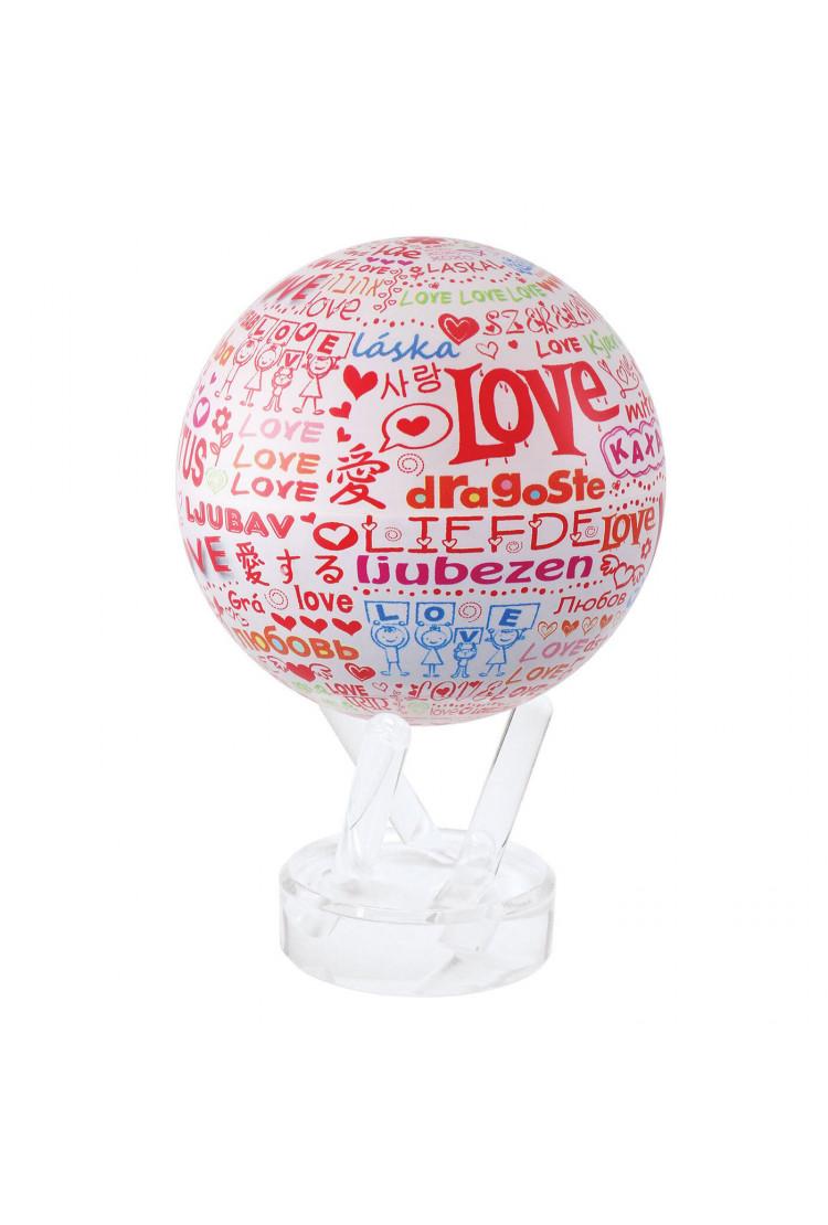 Глобус Mova Globe d12 love