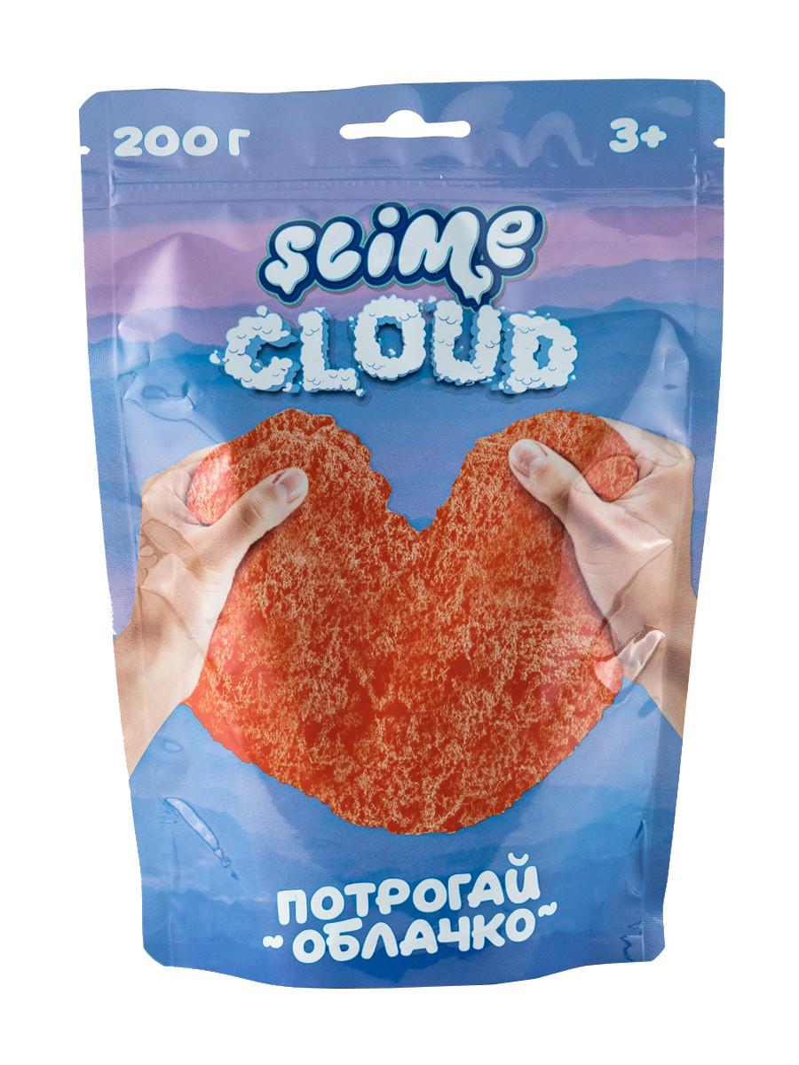Slime Cloud-slime Рассветные облака с ароматом персика