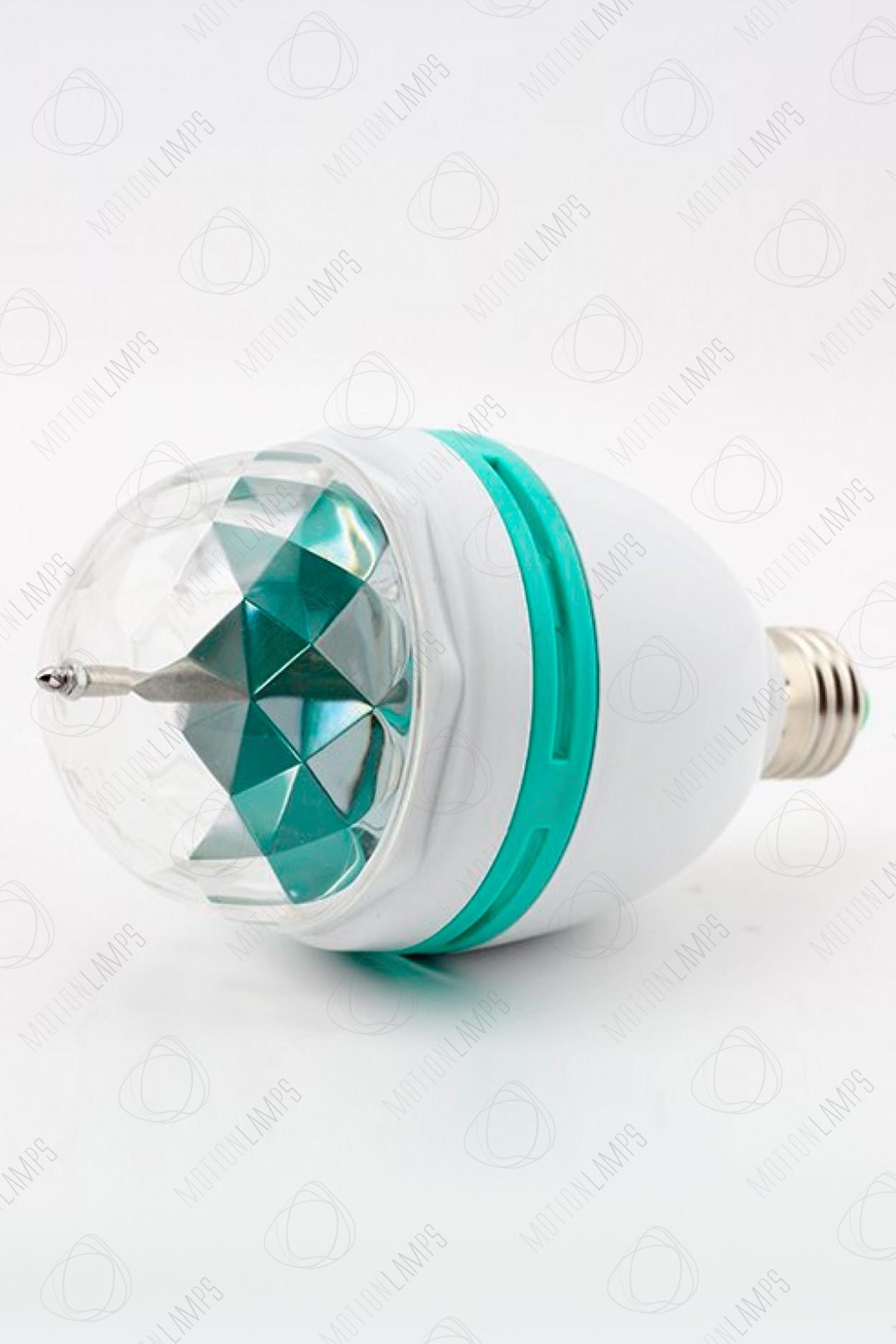 Светодиодная диско-лампа LED