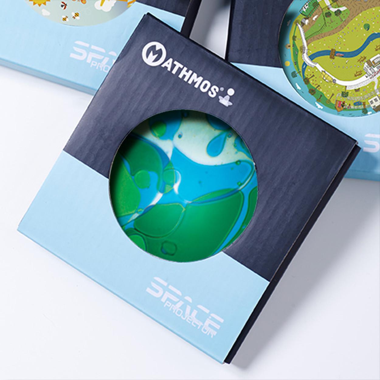 Картридж Mathmos Space Projector зелено-синее