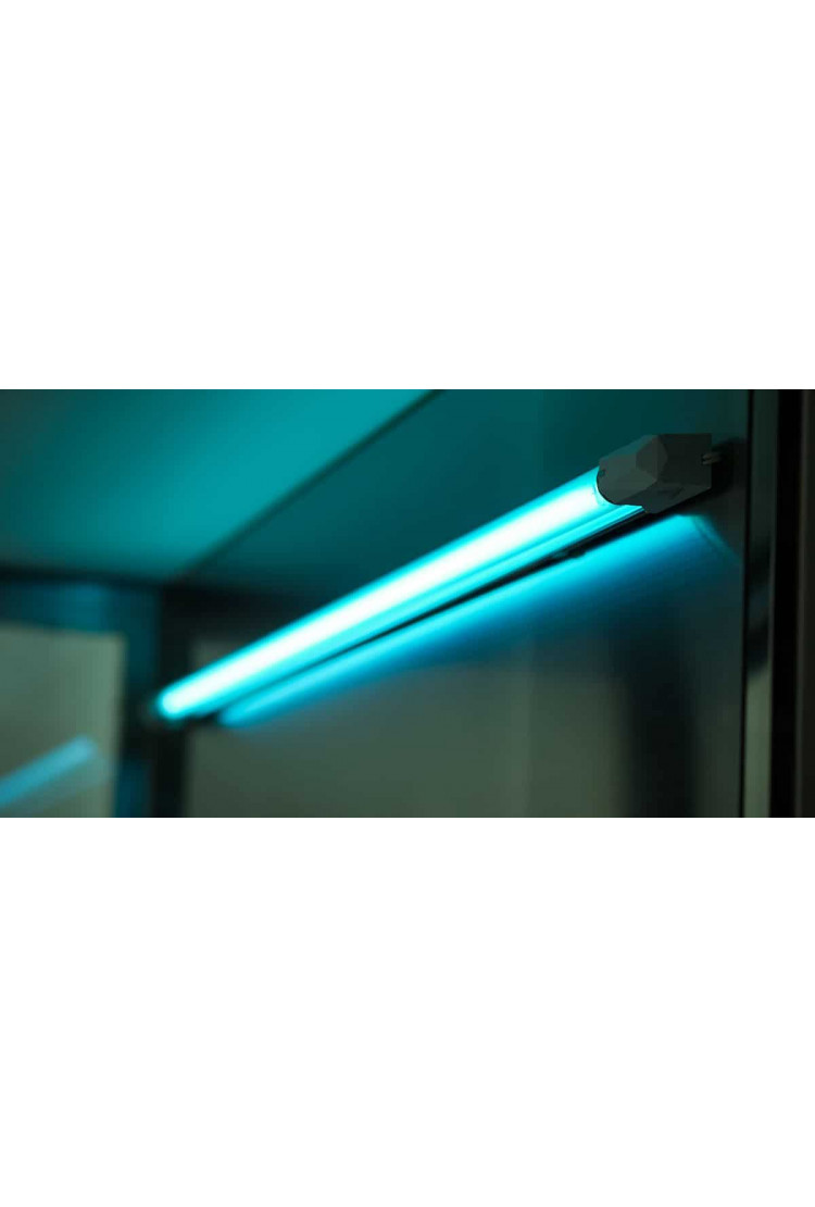 Светильник с Ультрафиолетовой кварцевой лампой 36W