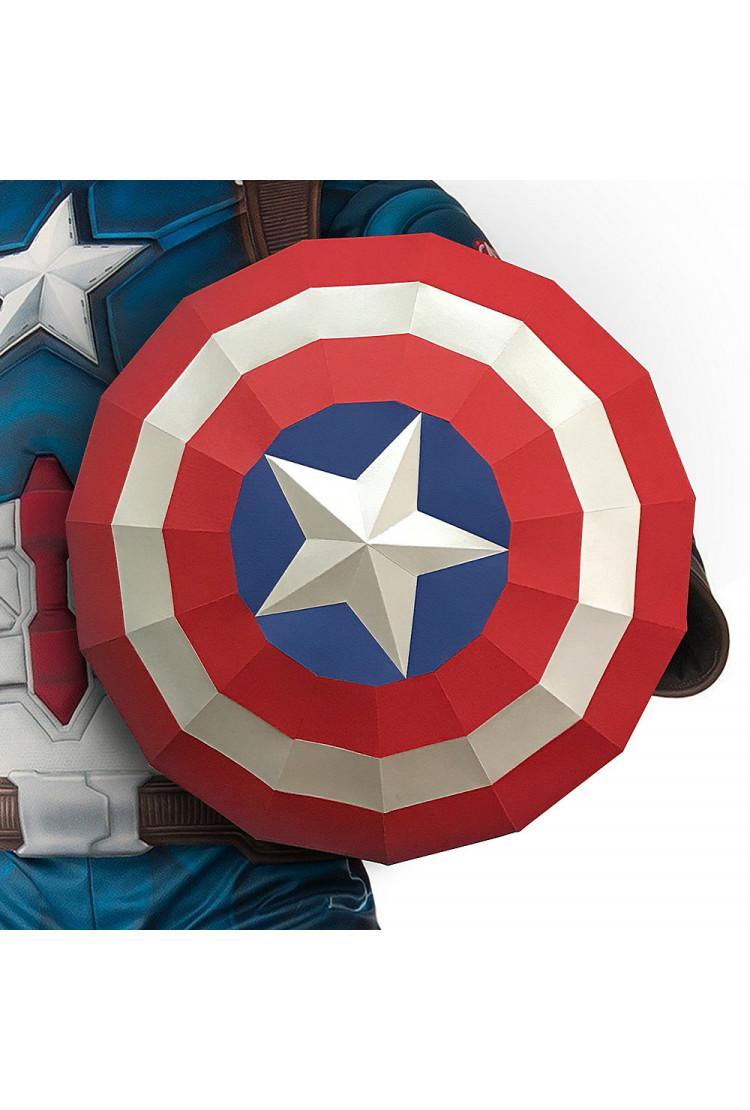 "Трофей ""Щит капитана Америка"", набор для творчества"