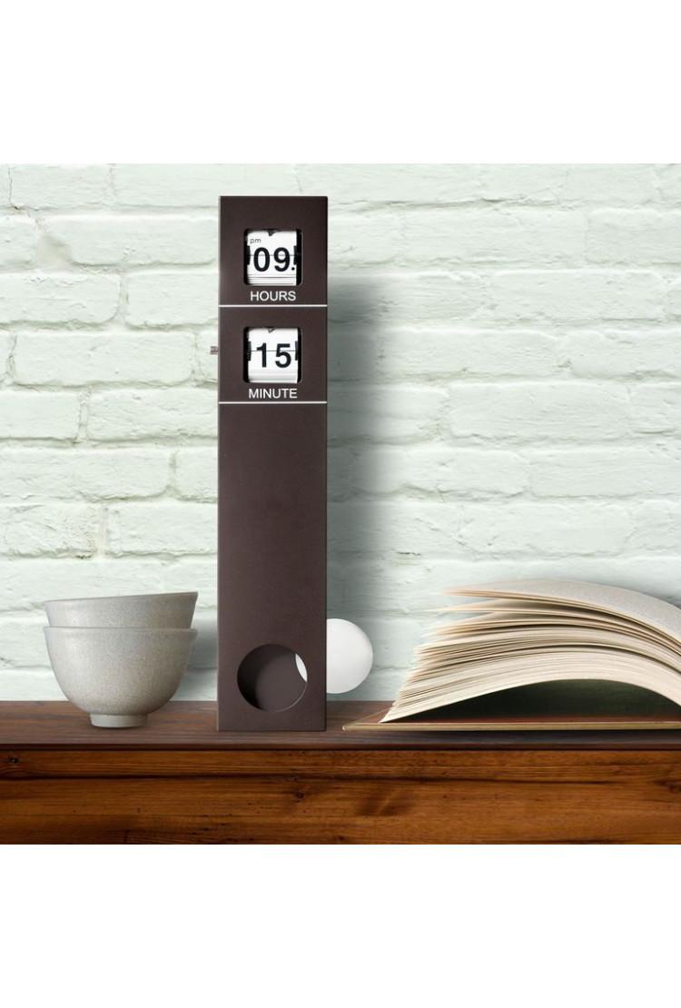 Вертикальные часы Air-Flip Pendulum с маятником