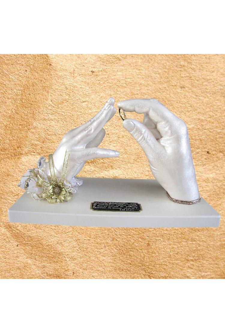 Набор для 3D скульптуры Isculp, мини, цвет пломбир