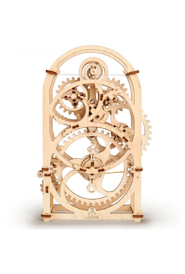 Сборная модель Ugears - Таймер-секундомер на 20 минут