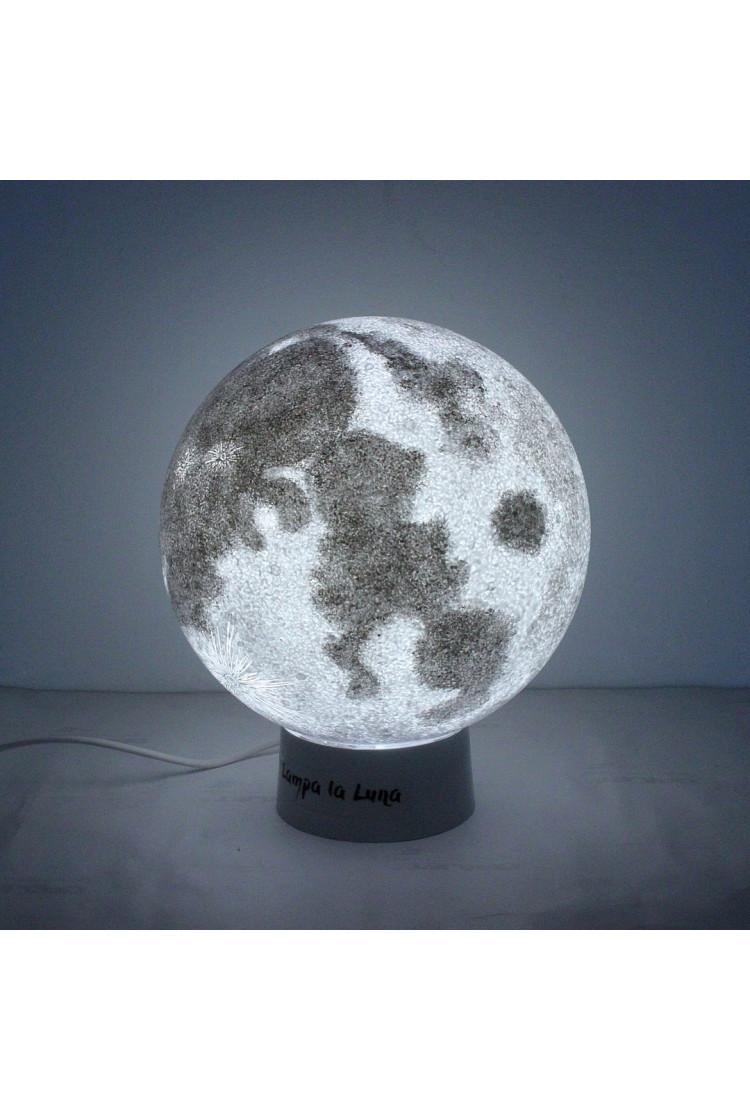 Светильник-луна (20 см)