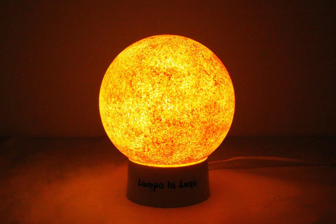 Светильник - Солнце (15 см)