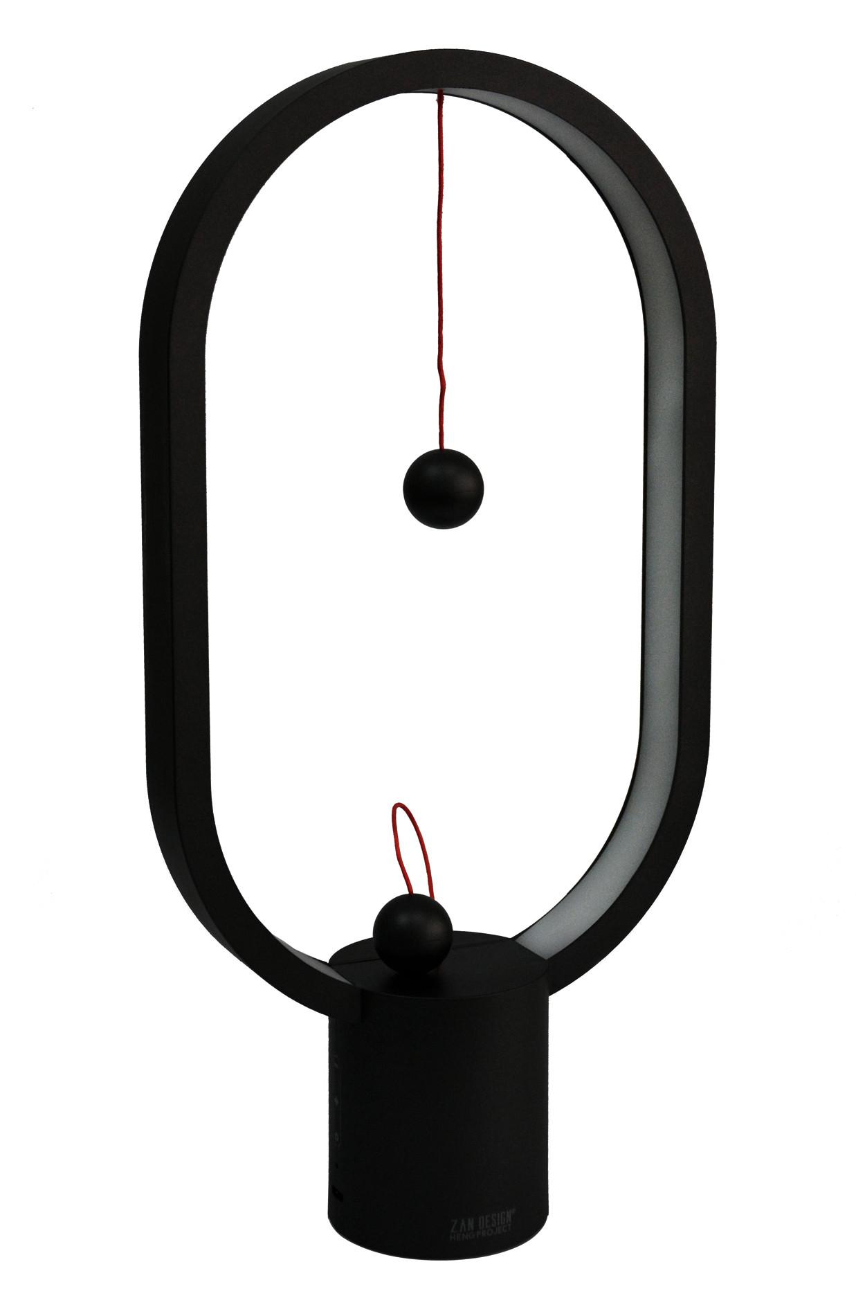 Ночник Allocacoc Heng Balance Lamp Pro (черная)