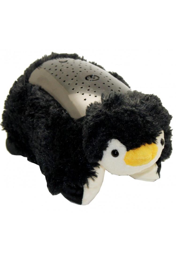 Ночник-проектор Пингвин
